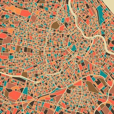 Vienna Canvas Print