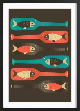 Bottled Fish