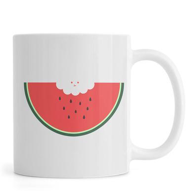 Water Melon -Tasse