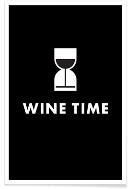 Wine Time -Poster