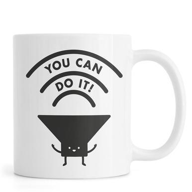 You Can Do It mug