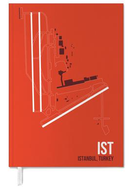 IST Airport Istanbul Personal Planner
