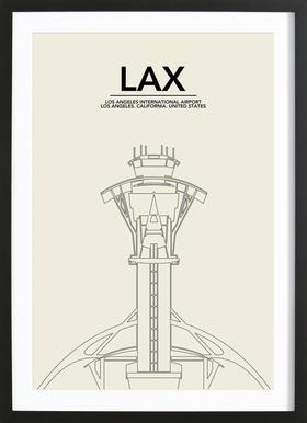 LAX Los Angeles Tower
