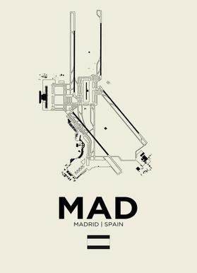 MAD Airport Madrid
