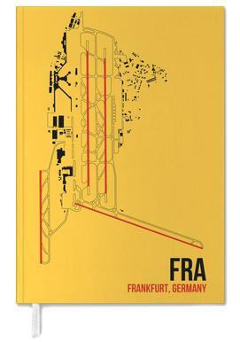 FRA Airport Frankfurt Personal Planner