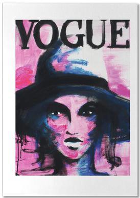 Vogue Notepad