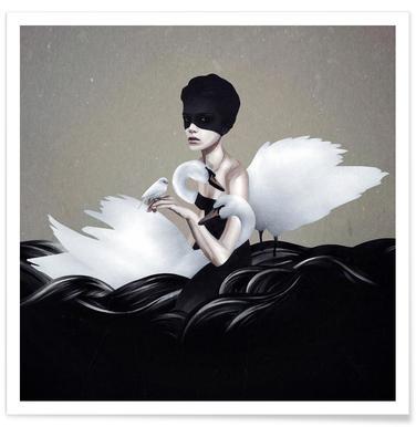 Let Go - Premium Poster