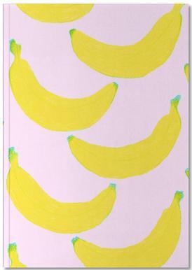 Spontaneous Bananas -Notizheft