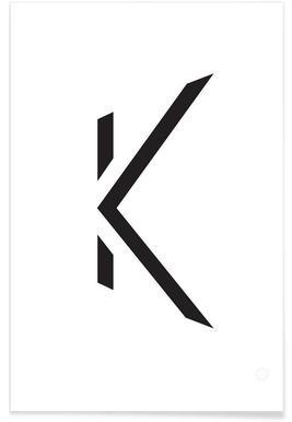 Alpha - K Poster