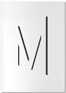 Alpha - M Notebook