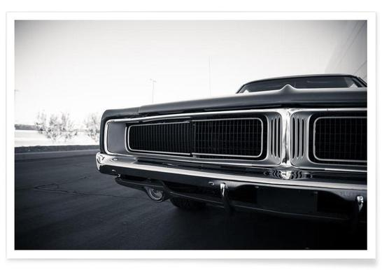 Dodge Charger - Premium poster