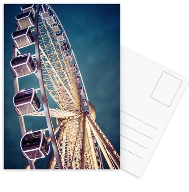 Brighton Postcard Set