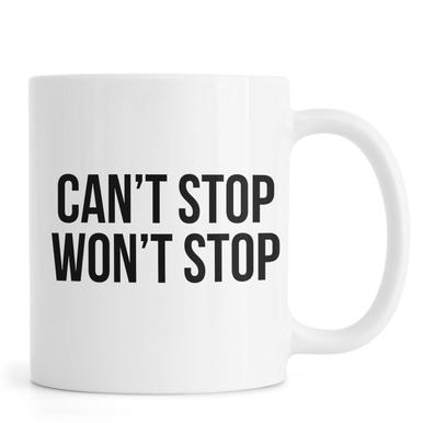 Can't Stop Won't Stop -Tasse