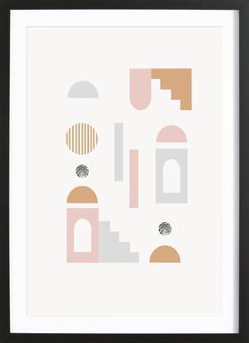 Achima Framed Print