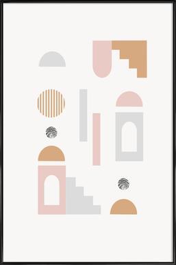 Achima Framed Poster