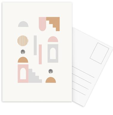 Achima Postcard Set