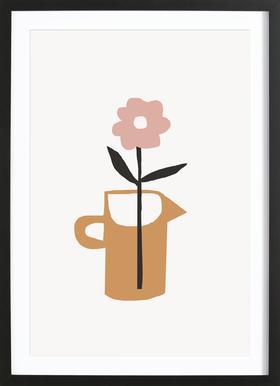 Aella Framed Print