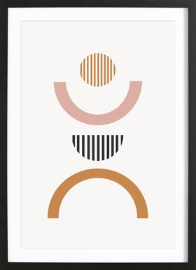 Chrysanthe Framed Print