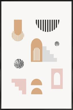 Elektra Framed Poster