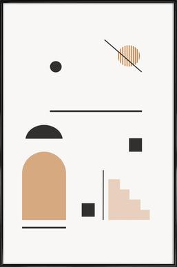 Hanna Framed Poster