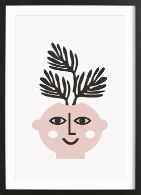 Harmonia Framed Print