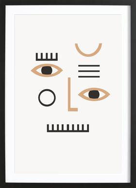 Pleione Framed Print