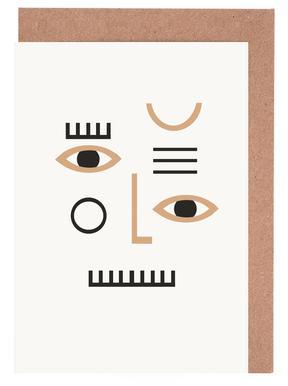Pleione Greeting Card Set