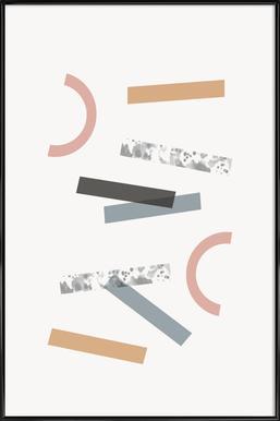 Sibyl -Bild mit Kunststoffrahmen