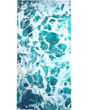 Print 219 Beach Towel