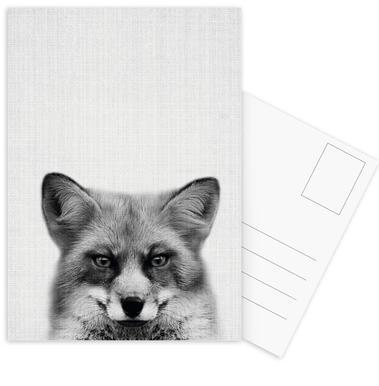 Print 47 cartes postales