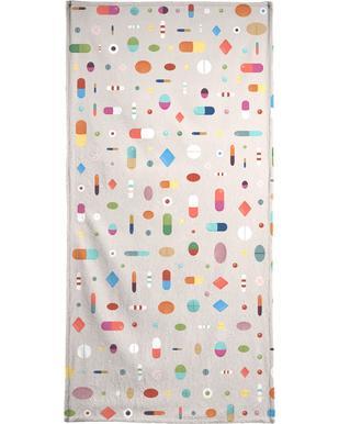 Pills Beach Towel