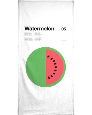 Watermelon -Handtuch