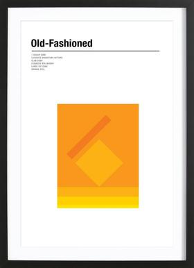 Old Fashioned Framed Print