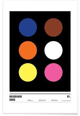 Reservoir Dogs - Premium poster