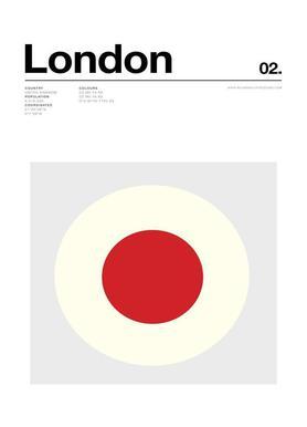 London toile