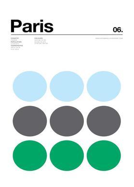 Paris toile