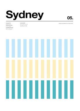 Sydney toile