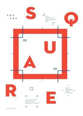 Square toile