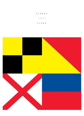 Signal Flags 2 toile