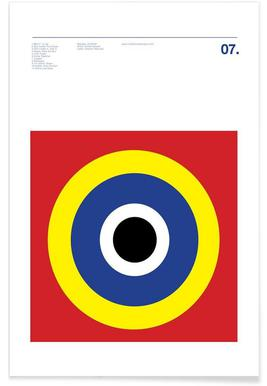 Primal Scream Screamadelica affiche