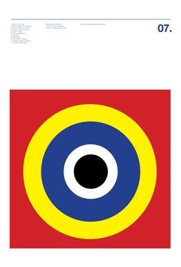 Primal Scream Screamadelica Impression sur alu-Dibond