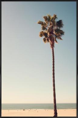 California Dreaming - Poster in kunststof lijst
