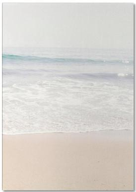 Malibu -Notizblock