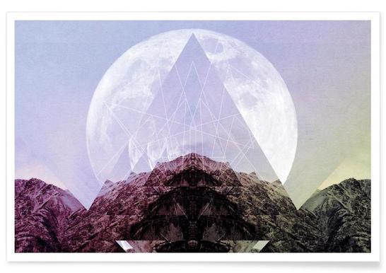 Landscape uncharted -Poster