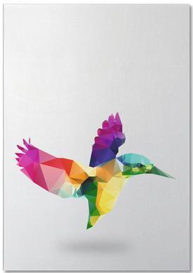 Glass Animals - Bird Notepad