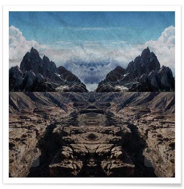 Someday - Landscape -Poster