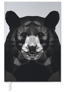 Geo Black Bear Personal Planner