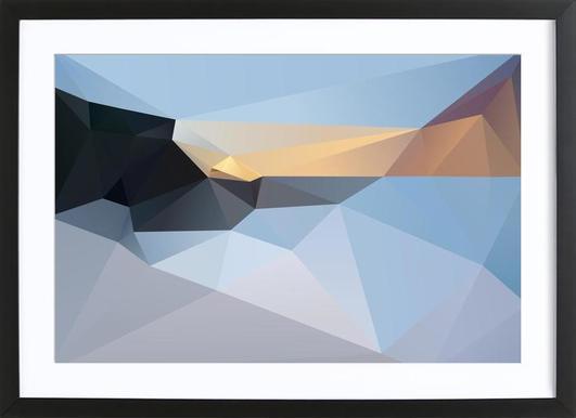 SUNRISE TAMARAMA 2013 Framed Print