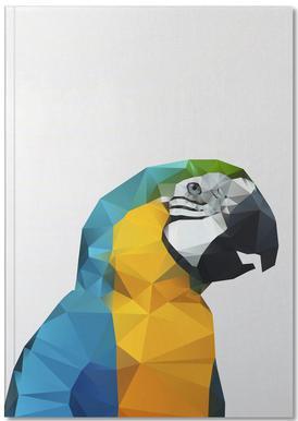 Geo Parrot Notebook