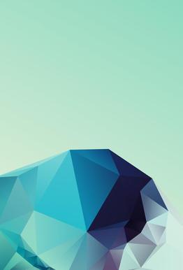 Geometric 2 Acrylic Print